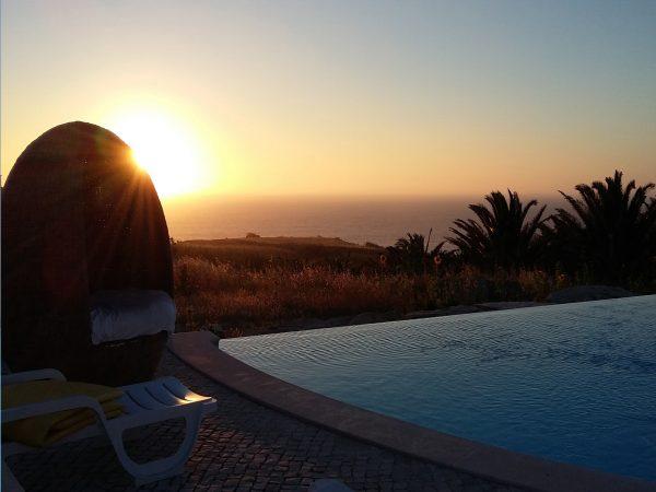 Pôr do Sol - Momentos românticos